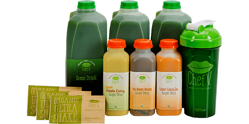 best one day juice cleanse