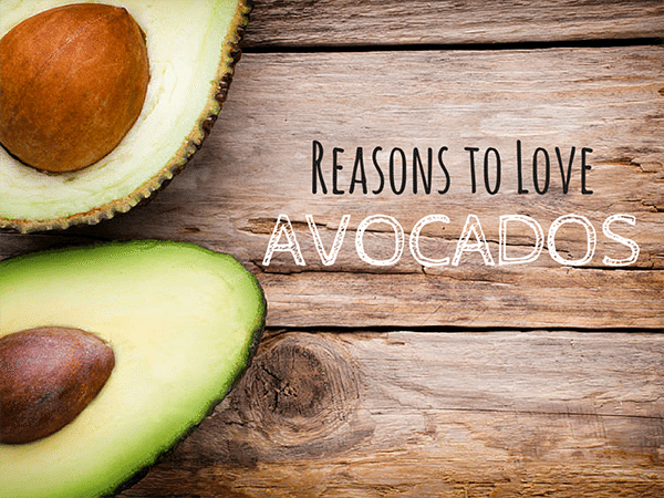 Reasons to Love Avocados - #ChefV