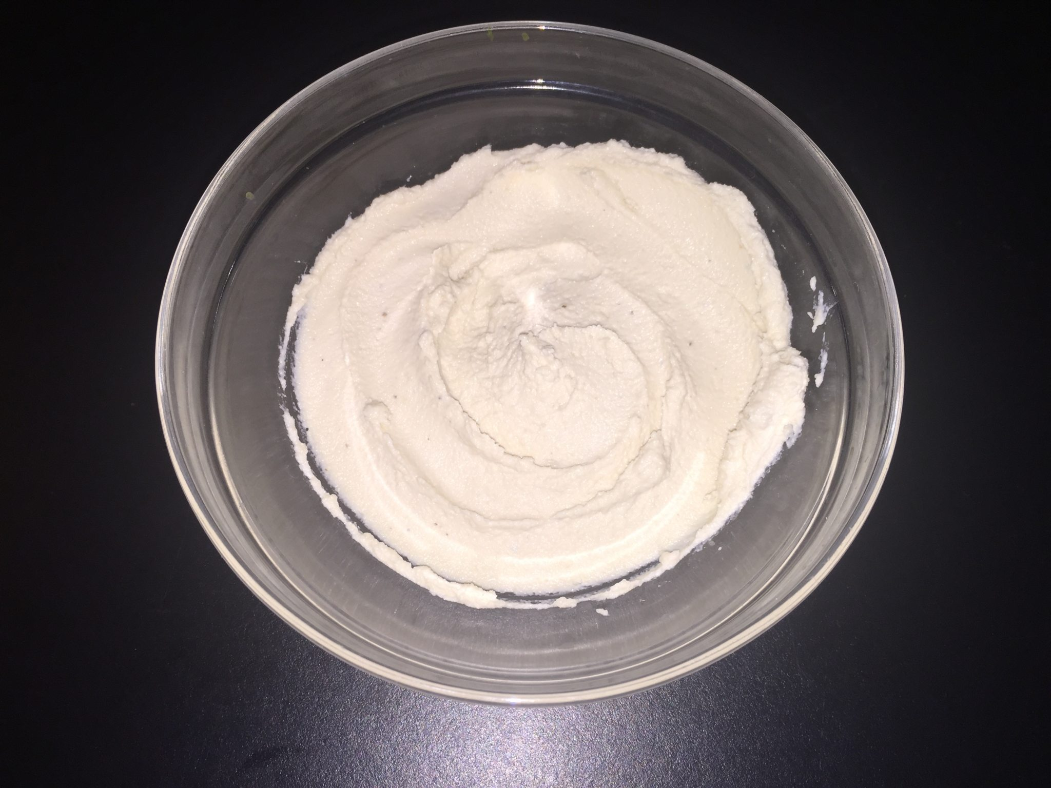 Vegan Sour Cream - chefv.com