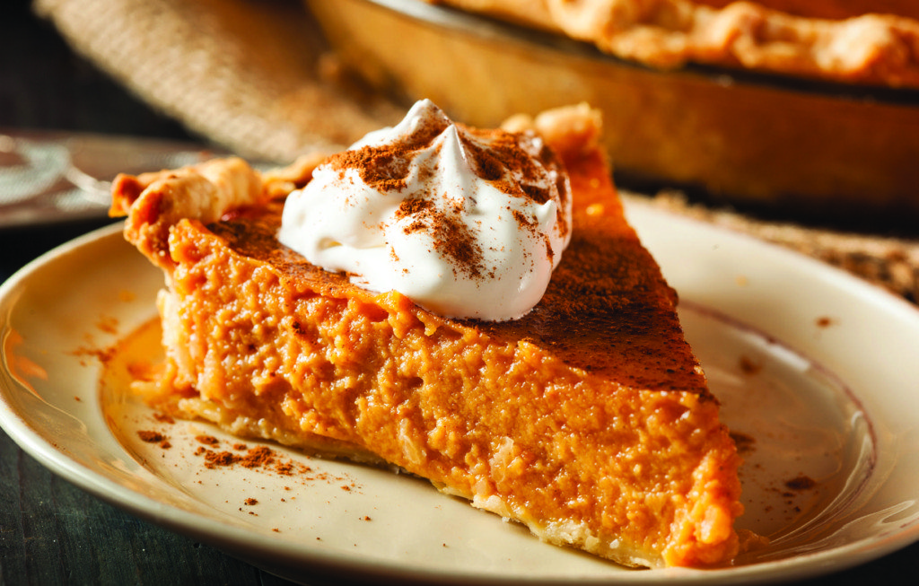 pumpkin pie recipe - chefv.com