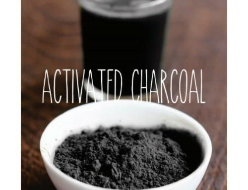 Adding Activated Charcoal to Food (and other uses)