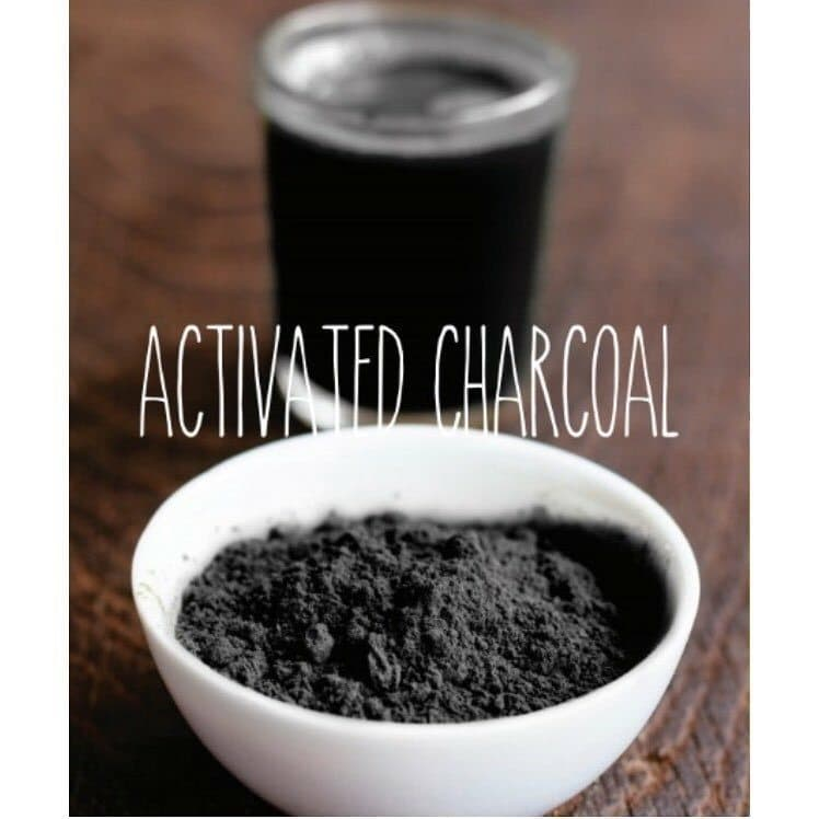 Activated Charcoal - Chefv.com