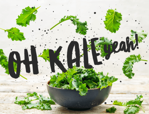 Kale Salad, Kale Chips, Kale Burgers … Kale Kraziness
