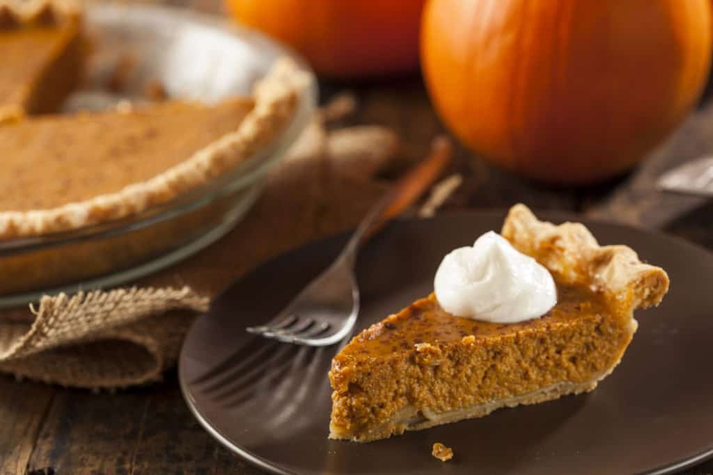 pumpkin pie recipe -- ChefV.com
